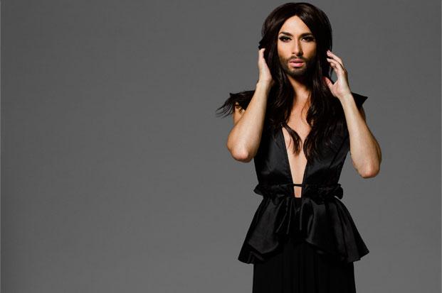 Conchita Wurst Julian Laidig 2
