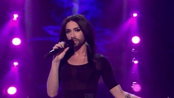 conchita wurst heroes malta eurovision