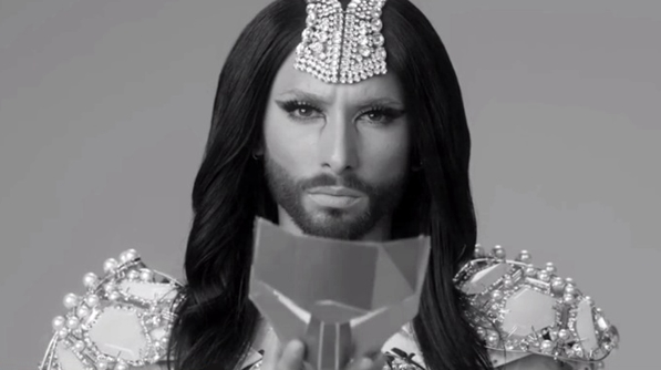 conchita wurst official heroes video