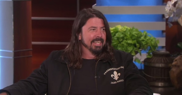 dave grohl foo fighters on being a dad