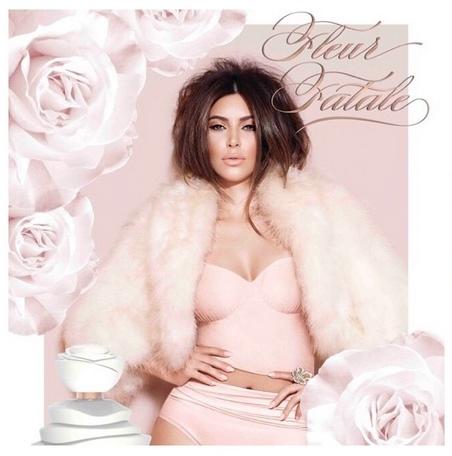 kim kardashian fleur fatale