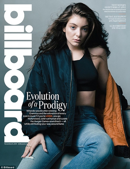 lorde billboard evolution of a prodigy