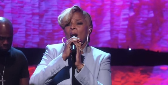 mary j blige right now the london sessions