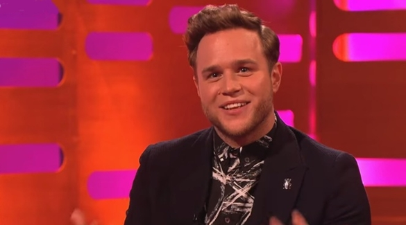 Olly Murs Tells Graham Norton About His 'Rear of the Year' Award (Video)