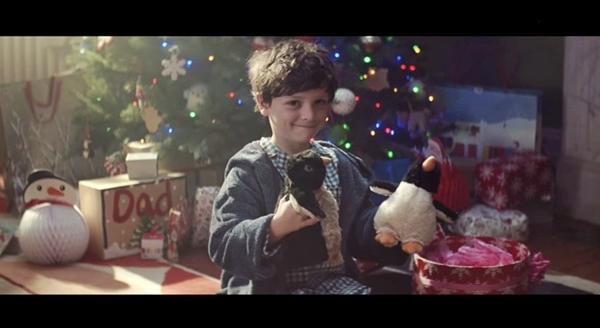 john lewis 2014 Christmas ad