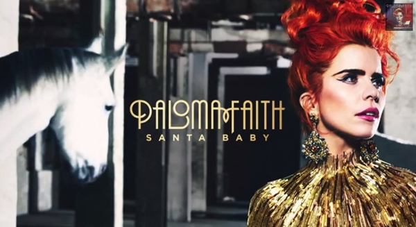paloma faith santa baby