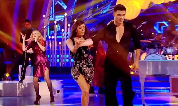 paloma faith strictly come dancing 2014
