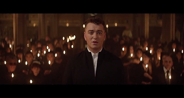 sam smith lay me down video