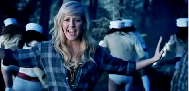 ellie goulding guns and horses