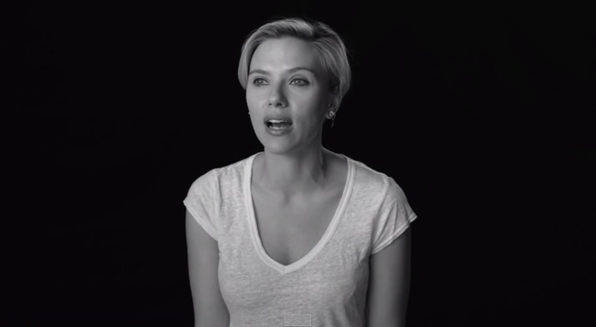 scarlett johansson and judy garland screen tests