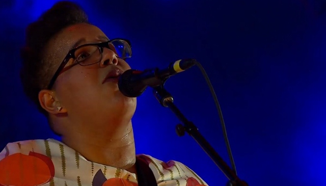 alabama shakes sings 'Gimme All Your Love' live Coachella