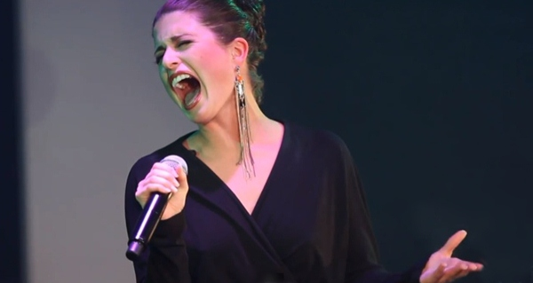 Ann Sophie Sings Black Smoke Live At Eurovision In Concert In