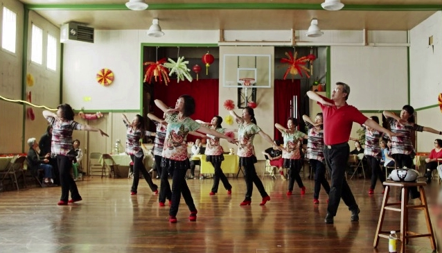 Blur's 'Lonesome Street' Video Released Includes Awesome Chinese Dancers