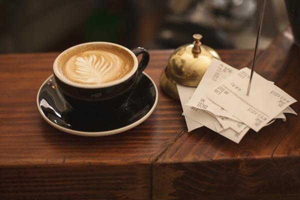 cup of coffee bossa nova music