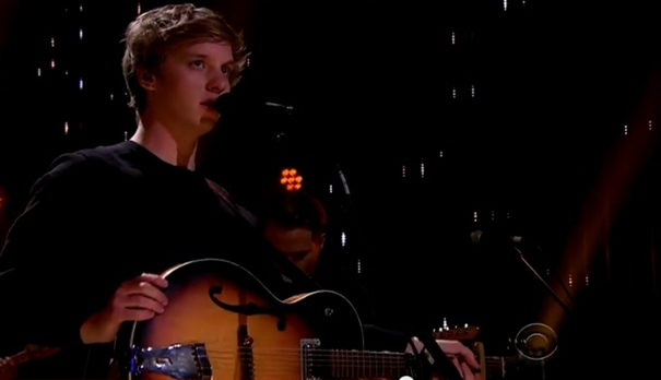 George Ezra's 'Budapest' on The Late Late Show with James Corden Was Beautiful (Video)