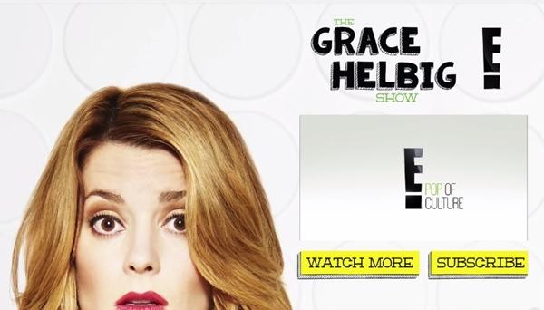 grace helbig show