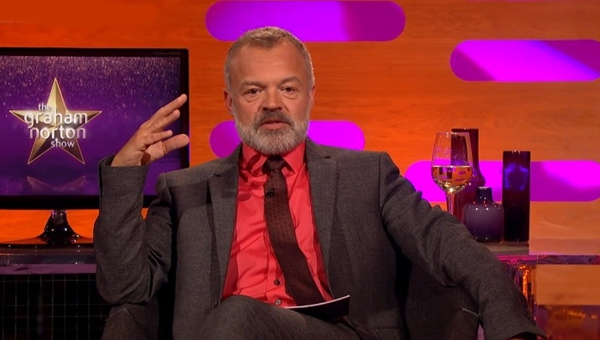 graham norton's beard