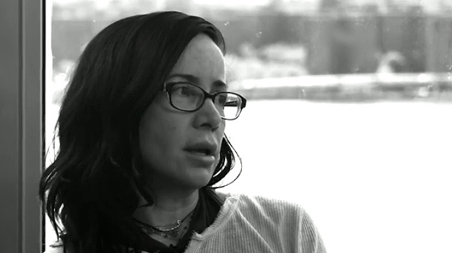 janeane garofalo on kevin corrigan