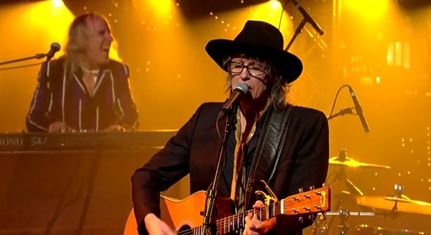 the waterboys the girl who slept for scotland