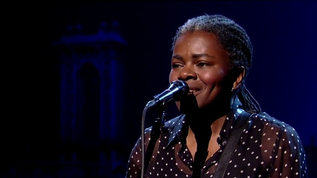 tracy chapman david letterman stand by me