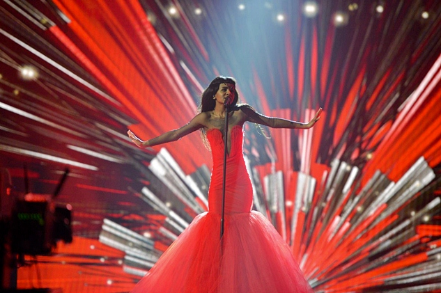 Aminata Latvia Eurovision 2015