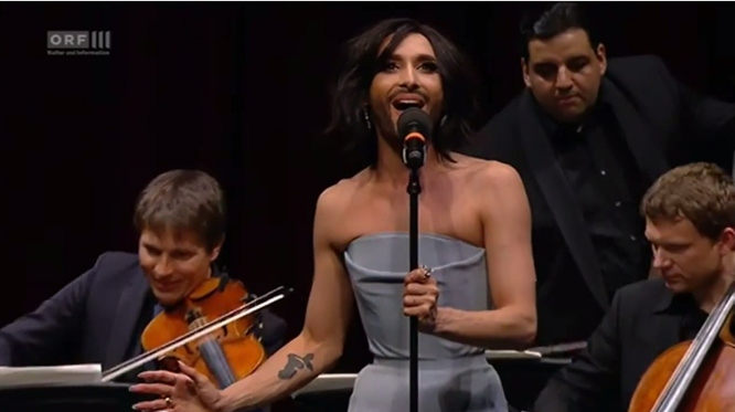 Conchita Pop Meets Opera