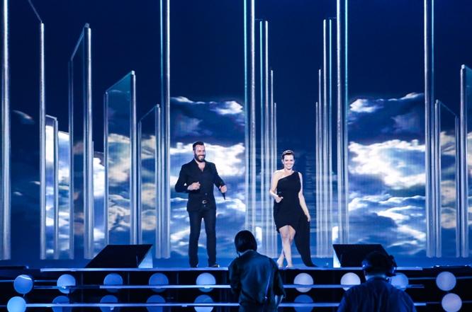 Czech Republic Eurovision 2015 rehearsals copyright Elena Volotova (EBU)