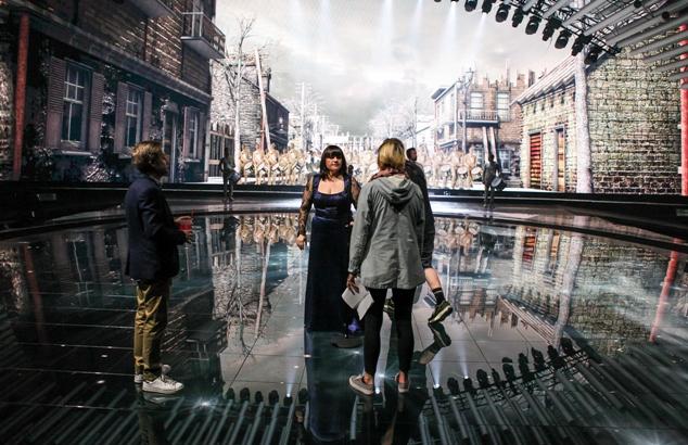France Lisa Angell Eurovision 2015 rehearsal