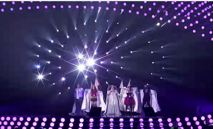 bojana stamenov serbia eurovision rehearsals vienna