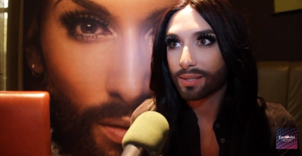 Conchita Wurst Says All of Austria is Excited: Countdown to Eurovision 2015