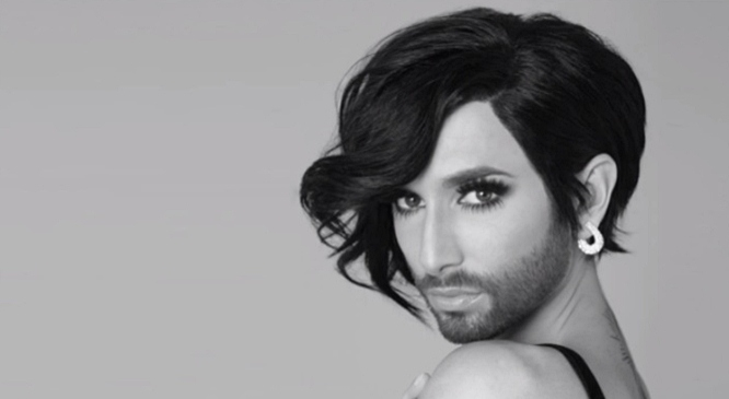 conchita wurst somebody to love