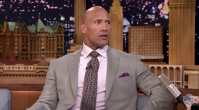 Why Does Dwayne Johnson Love Country Music? He Tells Jimmy Fallon (Video)