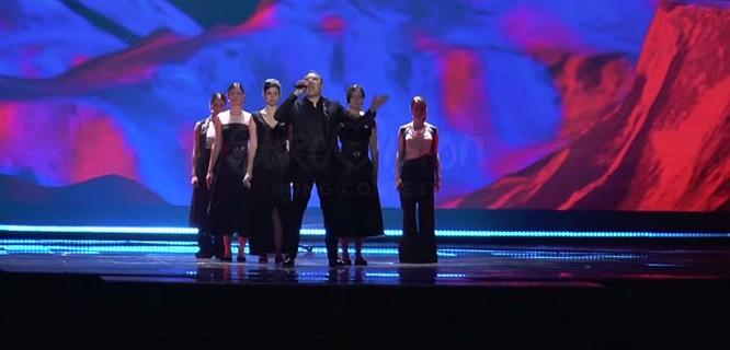 knez adio rehearsal eurovision 2015