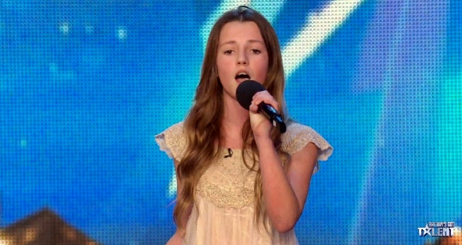 maia gough britain's got talent
