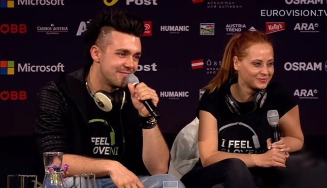 maraaya press conference eurovision 2015