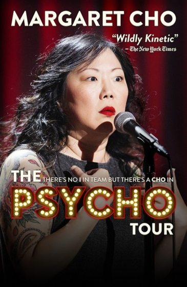 margaret cho the psycho tour