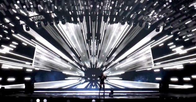 Georgia's Nina Sublatti Has Best Performance and Outfit at Eurovision 2015 Semi Final 1 Rehearsals
