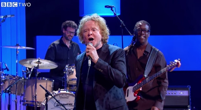 simply red jools holland shine on