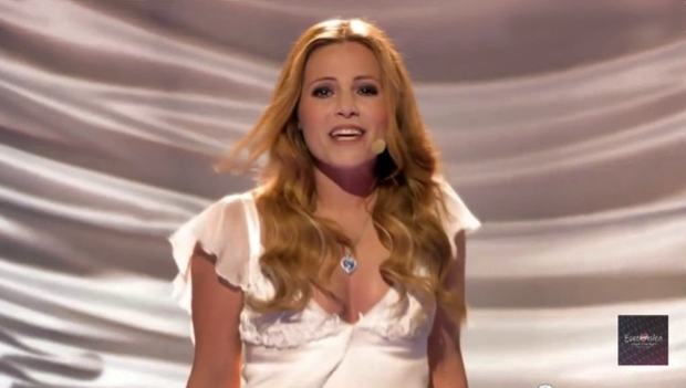 Valentina Monetta Sings 'Maybe' at Eurovision 2014 Final: Countdown to Eurovision 2015