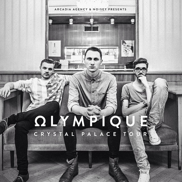 Olympique crystal palace tour