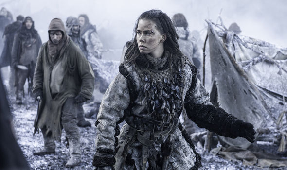 Wildlings hbo hardhome game of thrones