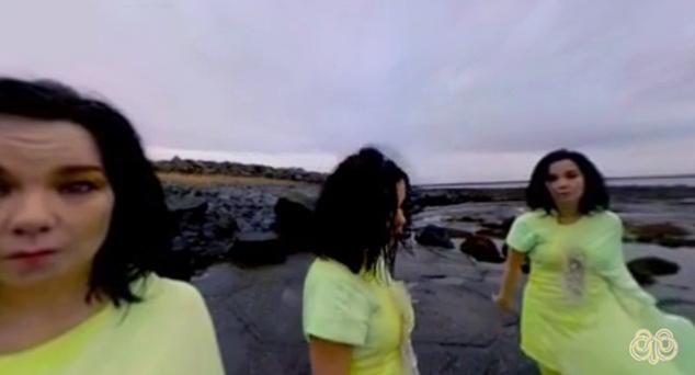 bjork stonemilker 360 video