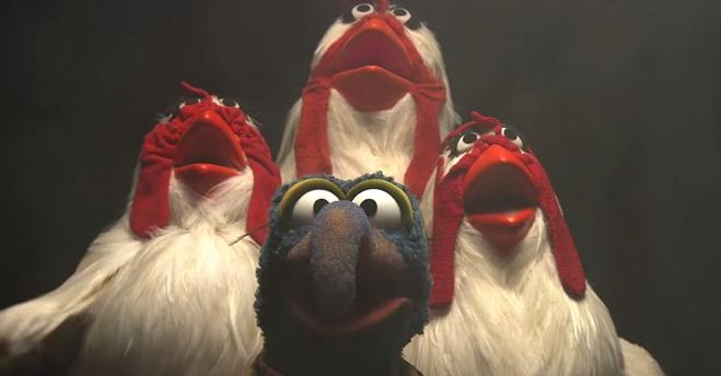 bohemian rhapsody the muppets