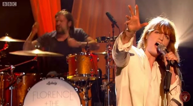 florence and the machine ship to wreck graham norton