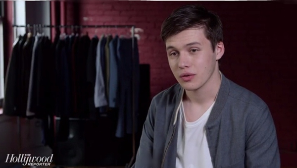 hollywood reporter nick robinson jurassic world