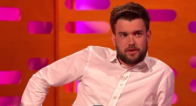 Why Does Comedian Jack Whitehall Not Have an OBE? He Tells Graham Norton (Video)
