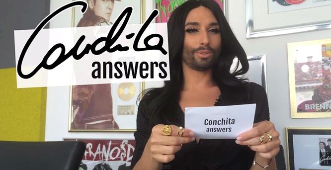 conchita answers season 2