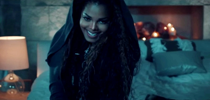janet jackson no sleeep official video