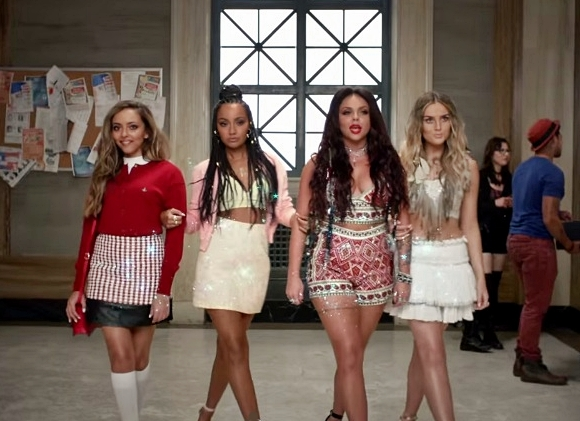 Little Mix 'Black Magic' Is Catchy, Fun and Addictive and a Bit Evil - Repeat Rotation Video