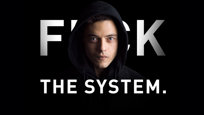 f---thesystem mr robot usa